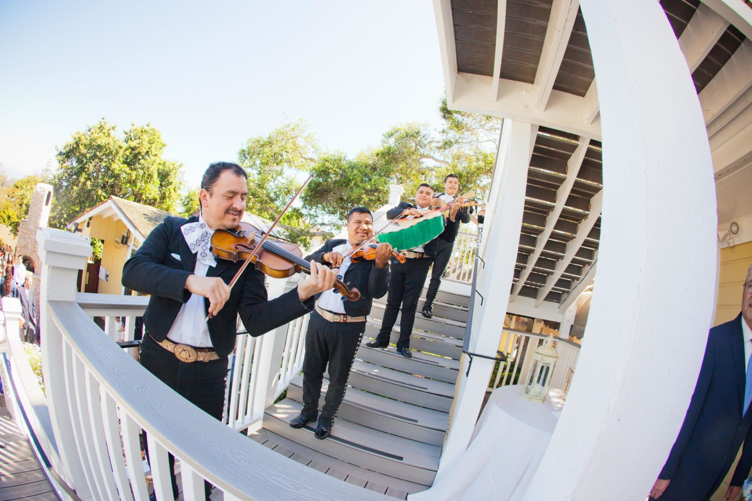 Mariachi Band at The Perry House Wedding Venue