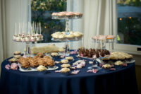 Dessert Table at The Perry House Wedding Venue