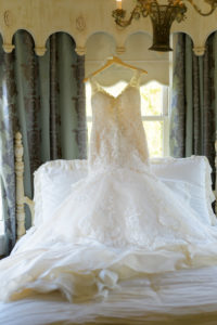 Bridal Suite at The Perry House Monterey Wedding Venue