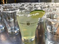 Mini Margarita Shooters for Taco Station