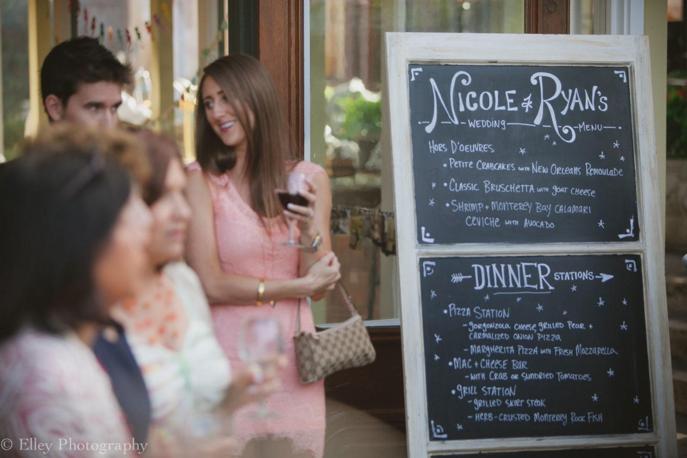 Perry-House-Dinner-menu-Chalkboard