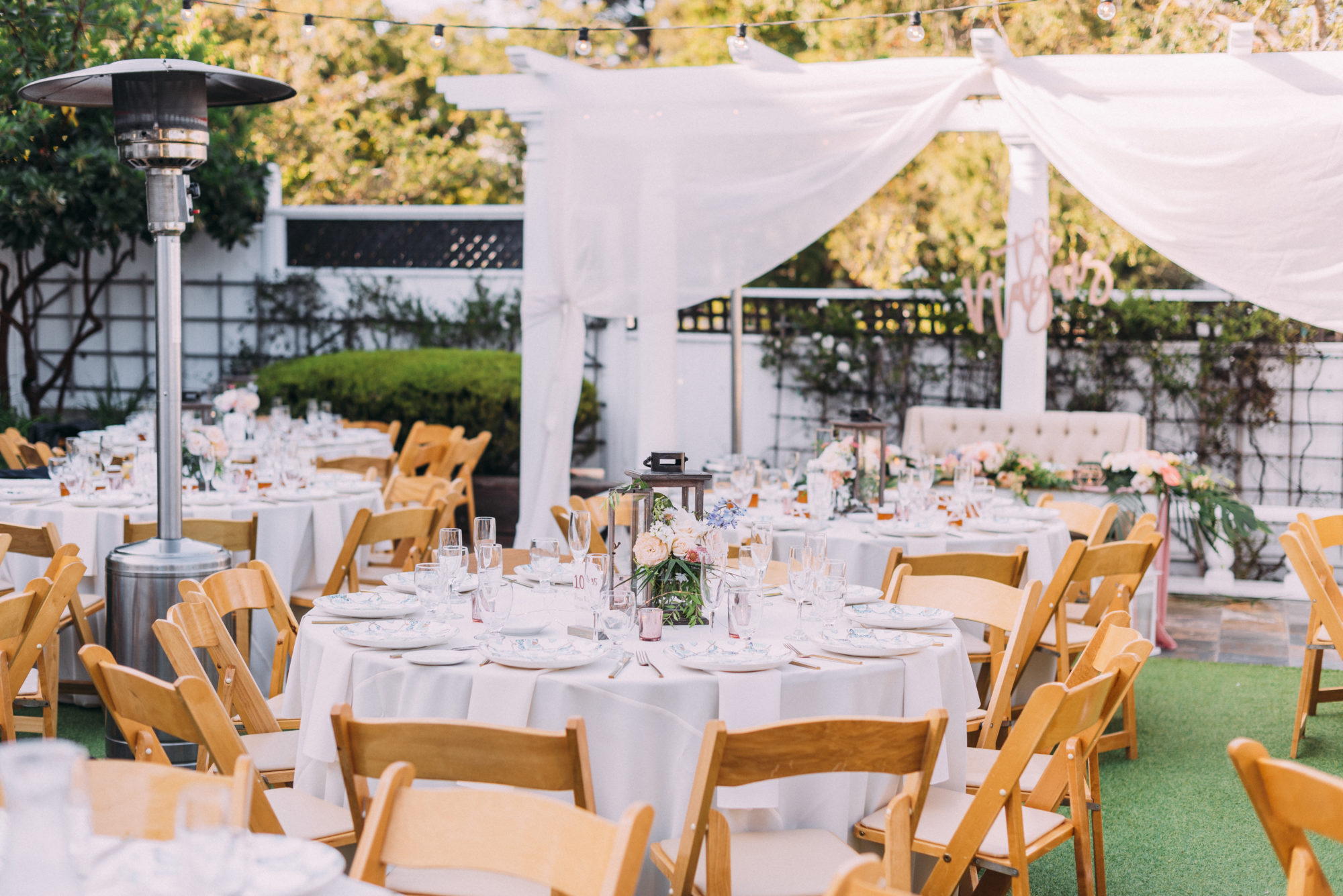 Weddings At The Perry House With Spectacular Views Of The