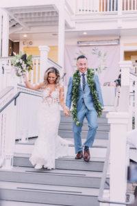 Perry House Monterey Wedding Reception