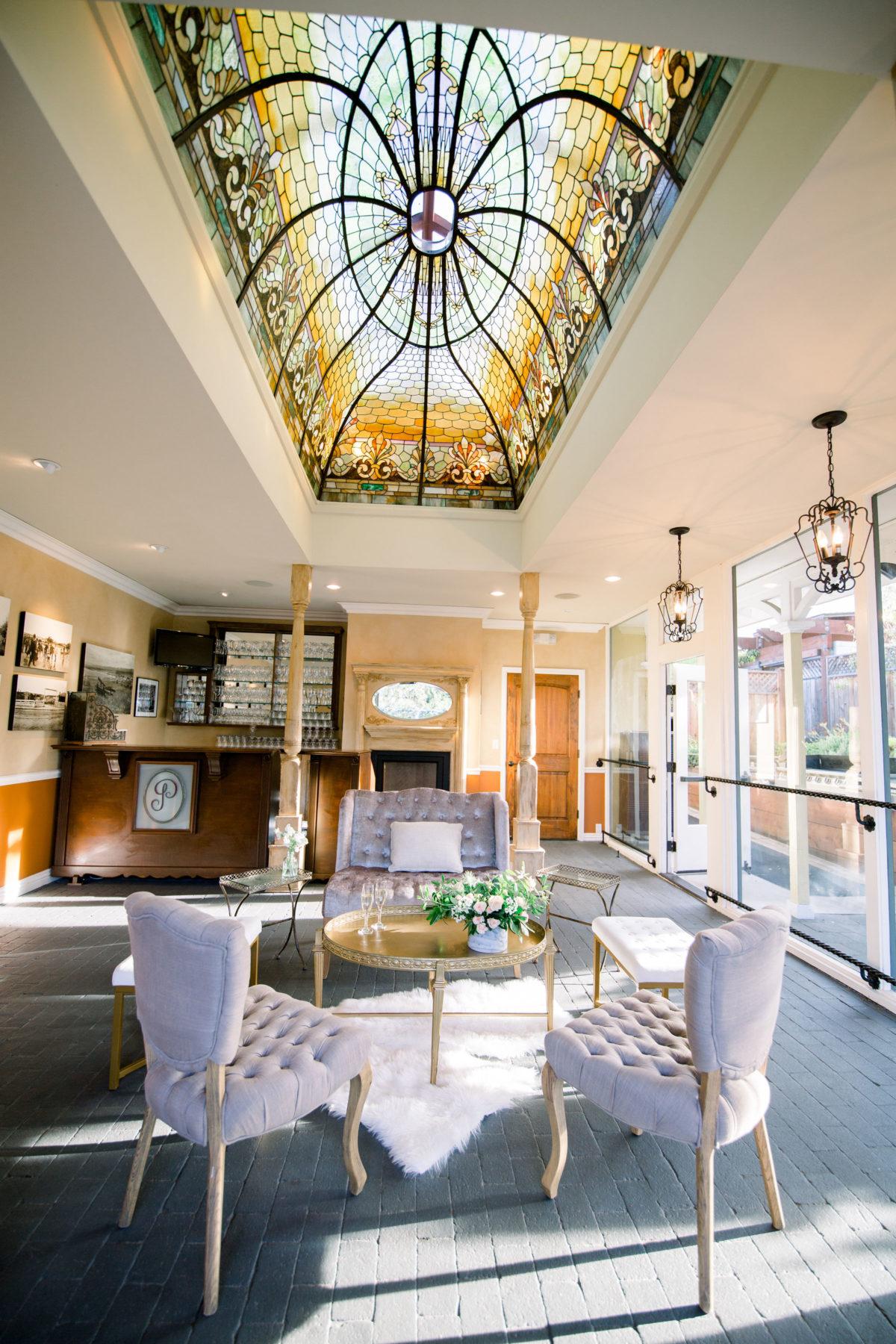 Perry House Monterey Wedding Venue