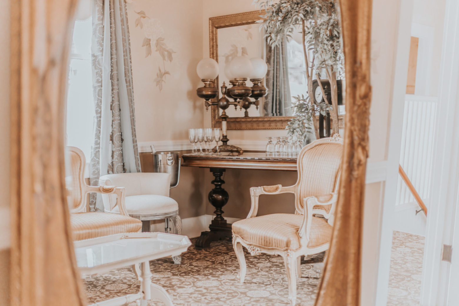Bridal Suite at Perry House